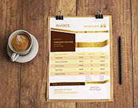 Invoice Templates starting from $5 only
