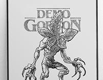 Print: Demogorgon