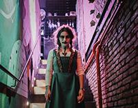 Halloween portraits in Metric 2018