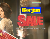 Borjan, Wall the FASHION | TVC