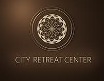 LOGO for CITY RETREAT CENTER cityretreat.ru