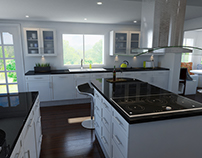 Kitchen & breakfast area, Bermuda