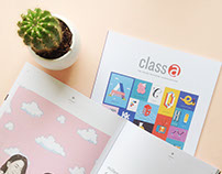 Class a magazine - ISSUE 1