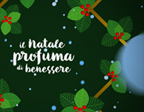 Nature's Christmas 2015 | Motion Design