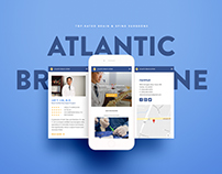 Atlantic Brain & Spine Website