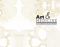 Art & Medicine Exhibition Publication, Editorial Design