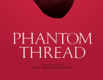 Phantom Thread Alternative Movie Poster