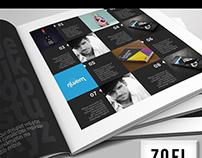 Square - Portfolio Template