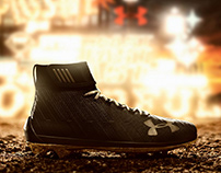 UNDER ARMOUR HARPER 2 PRODUCT RETOUCHING