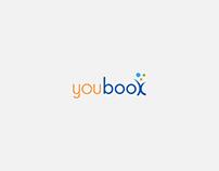 Youboox identité visuelle