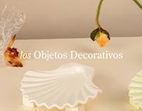 Los Objetos Decorativos