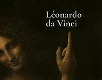 Da Vinci | Landing page