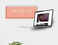Multi purpose blog- Clean and Responsive design