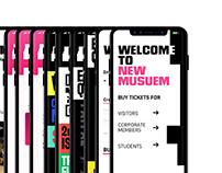 New Museum: Problem Solving