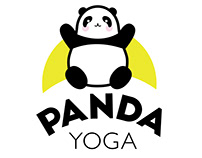 Logo design for Panda Yoga