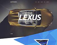 Car Distribution WordPress Theme