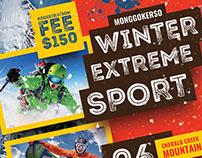 Winter Extreme Sport