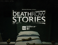 360-Degree Launch Campaign: Death Row Stories on HLN