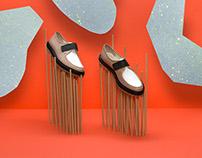 VG shoestore campaign - Dancing shoes
