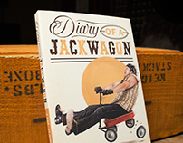 Diary Of A Jackwagon Cover Art