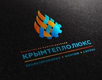 Логотип и визитки для строительной компании