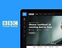 BBC Concept  redesign