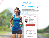 YChamp - fitness app