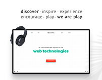 gotoAndPlay website