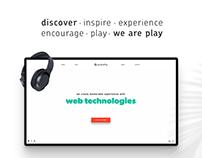 gotoAndPlay website