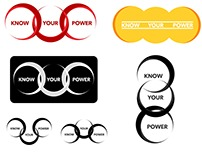 Know Your Power Logo Concepts