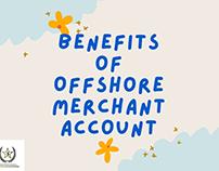 Benefits of offshore merchant account