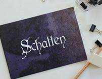 SCHATTEN. Film Dossier Lyout Design (2018)
