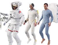 DK Superspace - Spacesuit