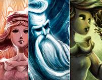 OLYMPIAN GODS