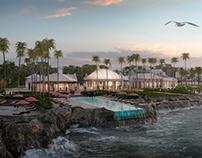 pictury for SB ARCHITECTS / Ritz Resort Bermudas