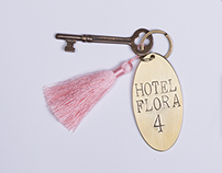 HOTEL FLORA–Hotel Branding