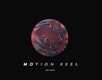 Dwi Anom / Motion Reel 2017