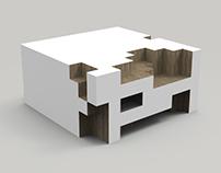 3D e render serie pixx di Stefano Mazzucchetti