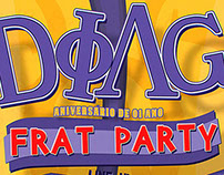 Diag Party // 1th Birthday