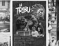 La Tribu 2018 - Póster