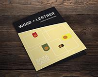 Bi-fold brochure design | Print design
