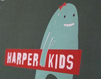 Haper kids logo - Harper Collins