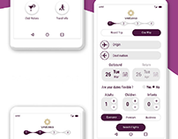Vistara Airlines App Redesign