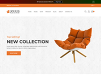 Fusta - Furniture Shopify Theme + RTL + Dropshipping