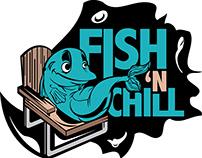 Fish 'N Chill Logo