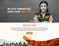 NGO - Website, India