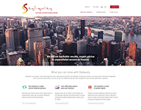 Stylequity Webpage Design