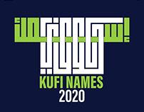 Kufic names