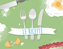 Ricetta Interattiva - Flan con formaggio