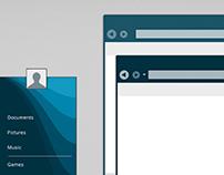 WT ABISSO | skin for Windows